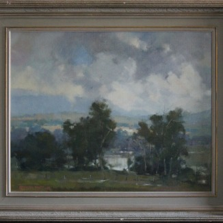 Wilks, Maxwell - After the Rain Yarra Glen